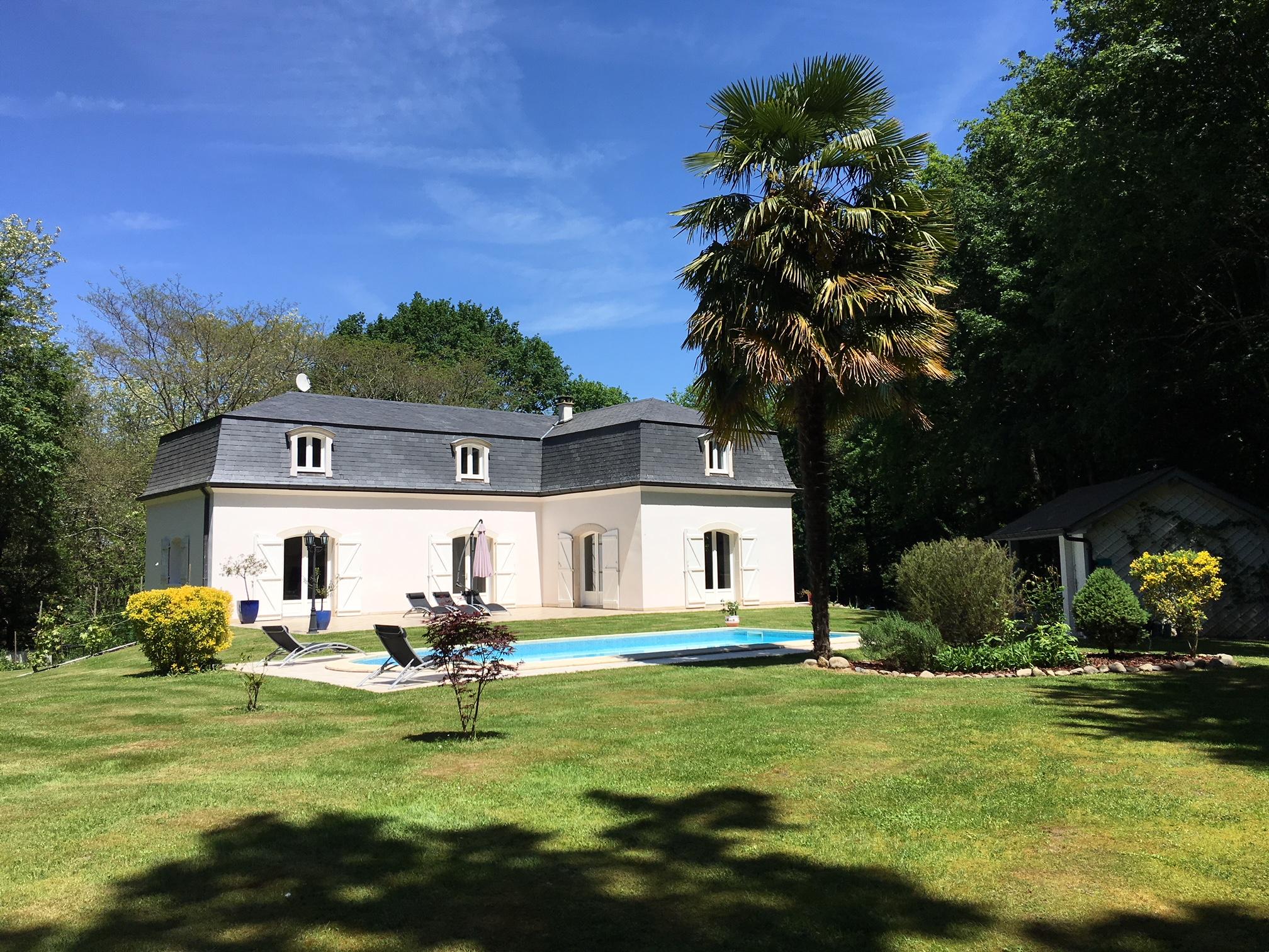 Maison piscine pau annonces immobili res for Cherche maison achat