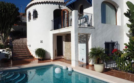vente villa calpe alicante espagne annonces immobilières internationales